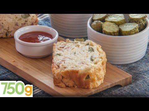 recette-du-cake-jambon-olives---750g