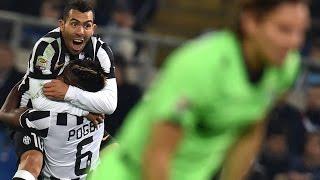 De beste elf van de Serie A