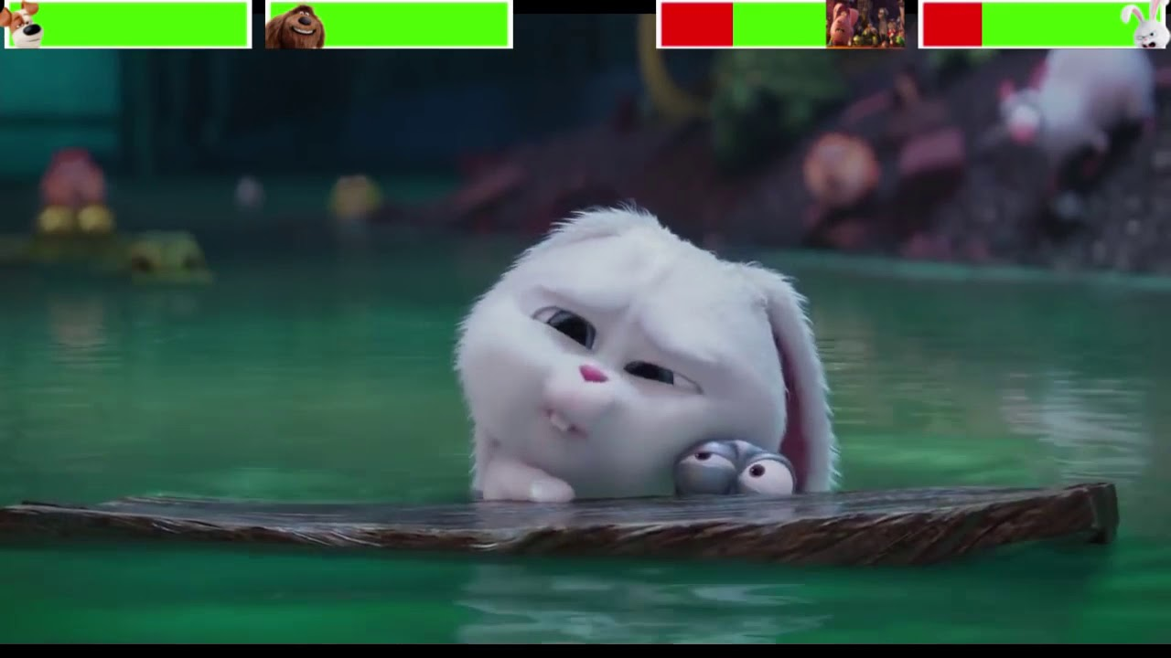 Download The Secret Life of Pets Sewer Chase with healthbars (Edited by @Gabe Dietrichson )