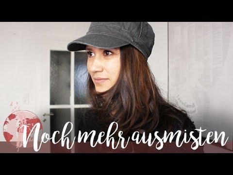 M tzen und schals aumisten minimalismus challenge 57 for Youtube minimalismus