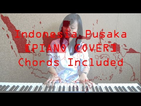 Indonesia Pusaka (Chords Included)
