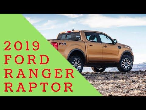 AMAZING!! 2019 FORD RANGER RAPTOR