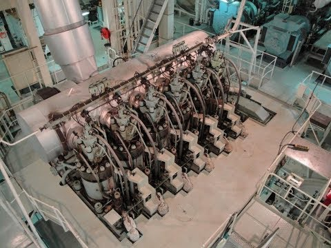 Engine room tour onboard the Iver Expert