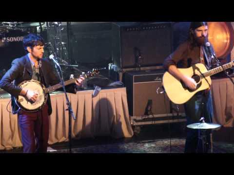 "Avett Brothers ""Part From Me"" Shrine Auditorium, Los Angeles, CA 10.09.13"
