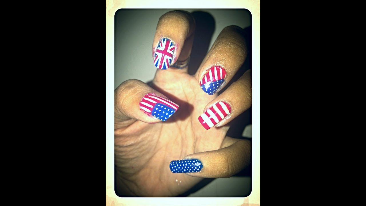 Different Types Of Nail Art Designs Youtube