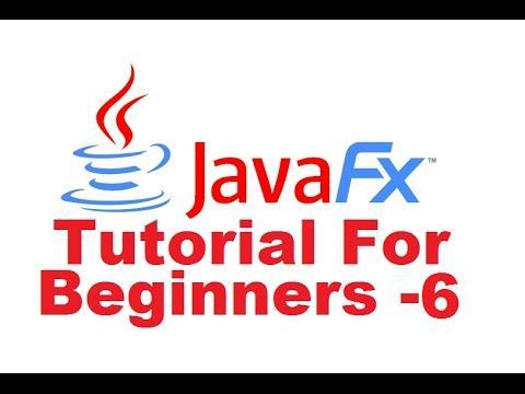 javafx-tutorial-for-beginners-6---events-with-javafx-scene-builder