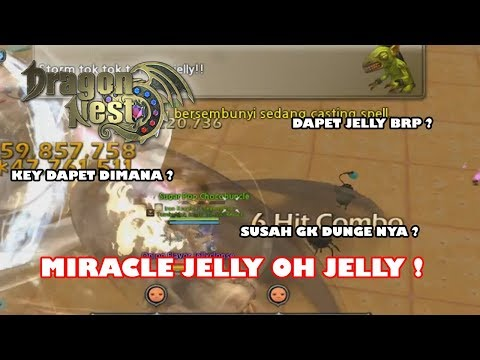 DRAGON NEST INA - JELLY OH JELLY ! | MIRACLE JELLY EVENT