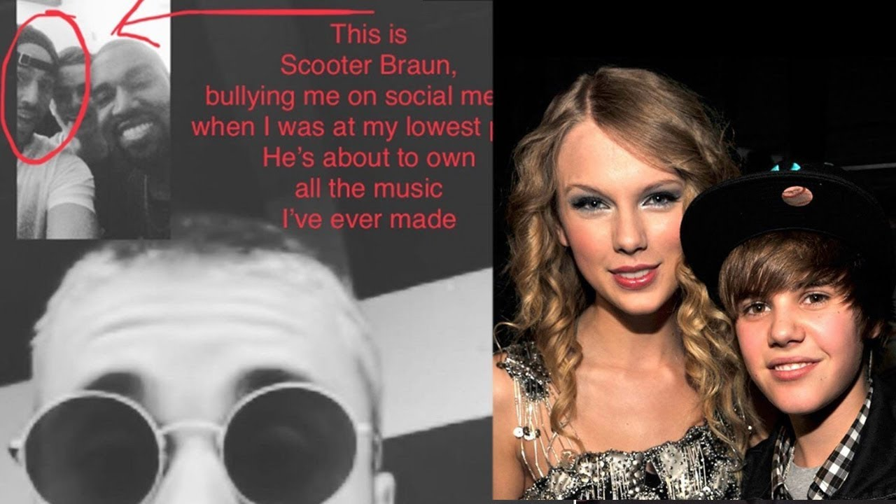 Taylor Swift CONFIRMS Justin Bieber CHEATED On Selena Gomez After EXPOSING Scooter Braun!