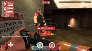 TEam Fortress 2 ENGINEER - Asian gamer, what's nu?