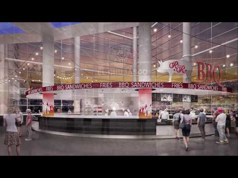 R&R BBQ Restaurant Coming to Vivint Smart Home Arena Fall 2017