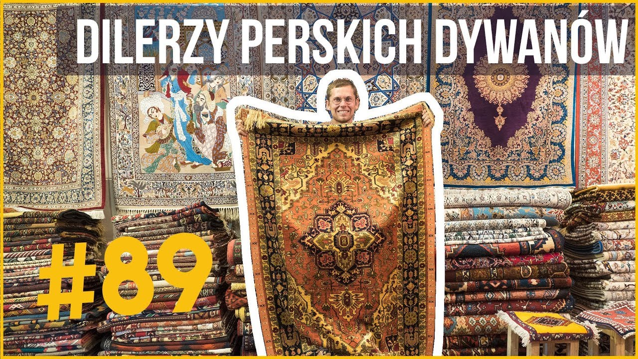 Perskie Latające Dywany