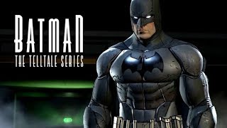 Batman Telltale Episode 5 FINALE