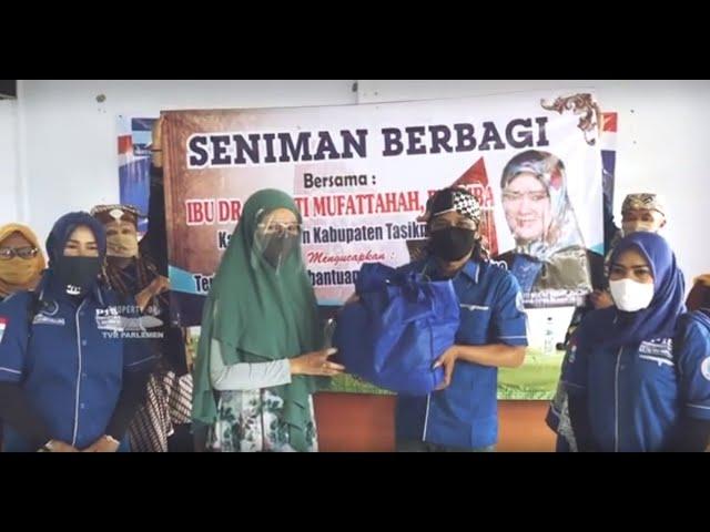 SUARA DAPIL - DPR RI - SITI MUFATTAHAH