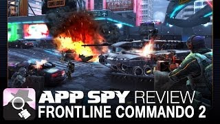 Frontline Commando 2 | iOS iPhone / iPad Gameplay Review - AppSpy.com