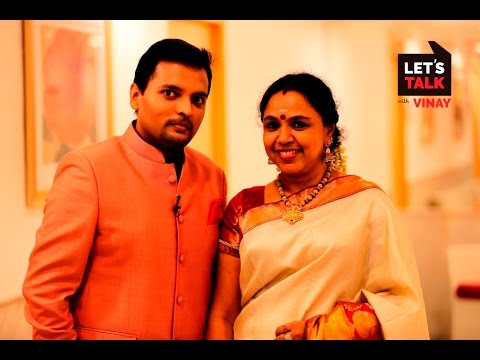 Let's Talk with Vinay I DRA Homes I Chennai Edition I Ep 24 I Sudha Raghunathan I Singer