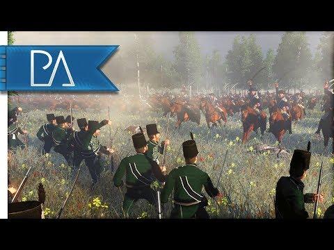 BATTLE OF PURE DETERMINATION - Total War: EMPIRE (Darth Mod)