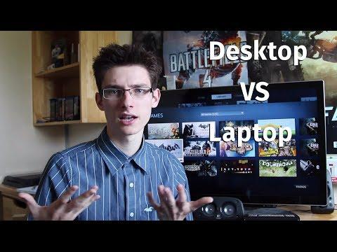 Should You Buy A Gaming Laptop or Desktop PC?