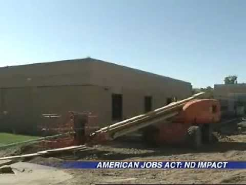 American Jobs Act: Impact on ND