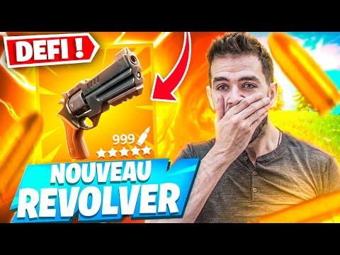 ⭐dÉfi-⭐-faire-top-1-uniquement-avec-le-nouveau-revolver-+-shotgun-chasseur-fortnite-!