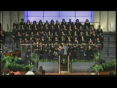 """I Know Something About God's Grace"" Gaye Arbuckle & Women's Day Choir"