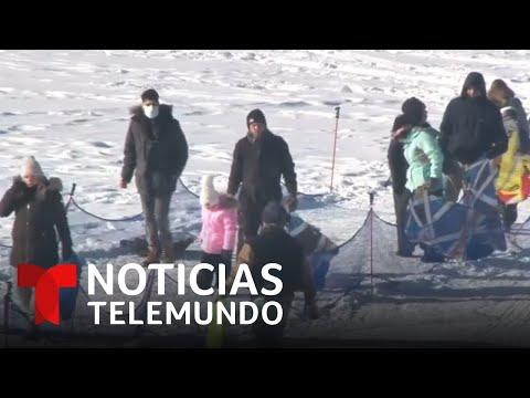 Las noticias de la mañana, lunes 1 de febrero de 2021 | Noticias Telemundo
