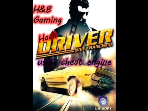 How To Hack Driver SF Using Cheat Engine 6.4