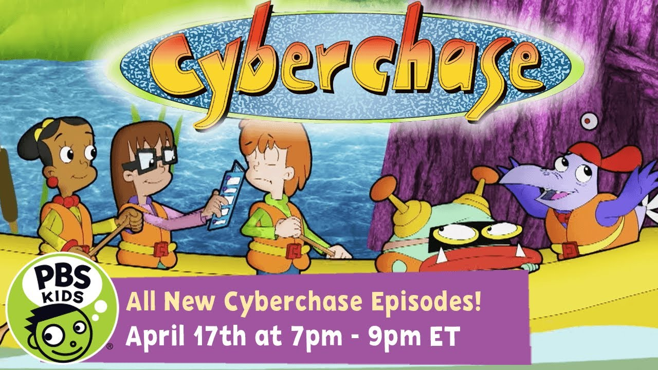 Cyberchase | Watch All New Episodes! | PBS KIDS | WPBS | Serving ...