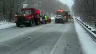 Breaking News: Severe Injuries Caused by Slick Roads