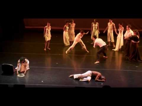 "VQ Productions' Dance Theater Production of ""Voodoo Queen"" (Clip 1 of 2)"