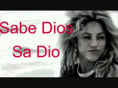Shakira en tus pupilas lyrics