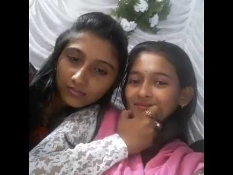 Indian Girl Enjoy On Live S Hot Masala