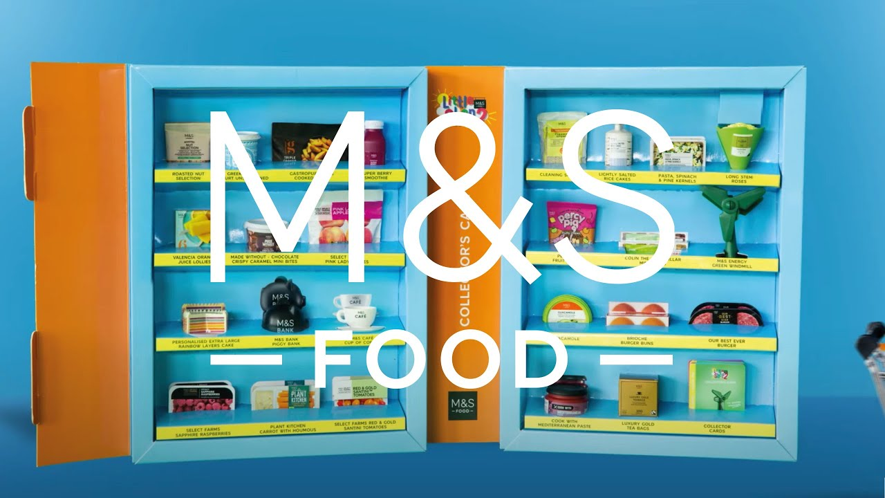 Little Shop | Collect | M&S