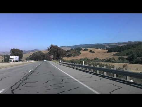 Pacheco Pass from Monterey