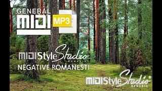 Tuca ma bade Ilie NEGATIV MP3 Midistylestudio