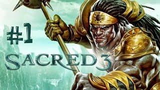 sacred 3 - Обзор - Прохождение