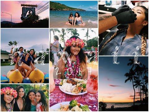 Oahu, Hawaii Vlog 2017