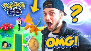 OMG - THIS ACTUALLY HAPPENED! - Pokemon GO (NEW POKEMON + RARE SPAWNS)