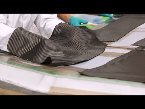 Part 2: laminating the carbon fiber Forze VIII bodywork