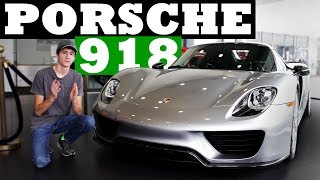BEST Supercar in the Holy Trinity? Porsche 918 Spyder Weissach Package Review