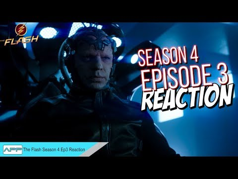 The Flash 4x03 Luck be a lady Reaction!