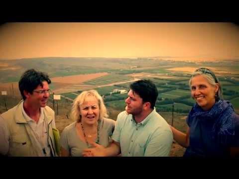Day 11 - Beautiful Borders in Northern Israel