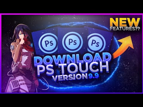 [DOWNLOAD] Ps Touch For Android 9 Pie | Ps Touch V9.9 2019 Latest Version 🔥