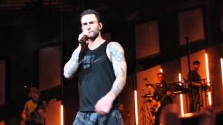 Maroon 5 Sugar Louisville, KY 2015