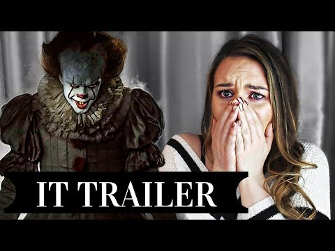 NEW IT OFFICIAL TRAILER: (REACTION Fear Of Clowns) | Tarabella