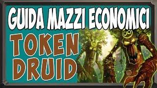 [Hearthstone ita] Token druid economico [L'ascesa delle Ombre post nerf]