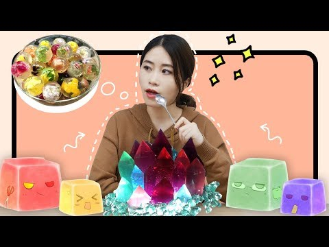 E44 Making Jelly FeastIn Office | Ms Yeah