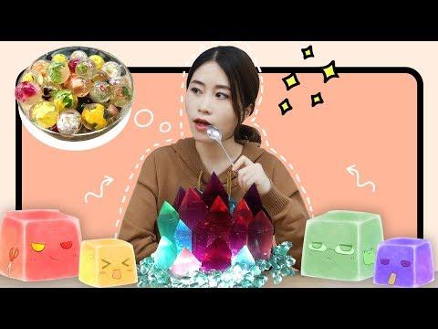E44 Making Jelly Feast  In Office | Ms Yeah