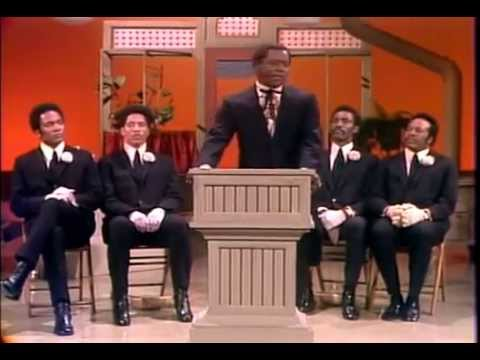 Flip Wilson Show The Church Of Whats Happening Now Youtube