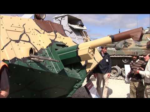 Saint-Chamond Walkaround And Interior (WW1 French Heavy Tank)