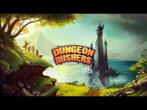 Dungeon Rushers - Trailer (Early Access)